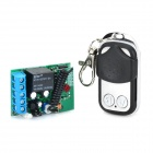 VGG11 12V 1-CH Multi-Function Wireless Remote Switch w/ Controller - Green + Blue