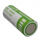 "SingFire SF-B65N 26650 3.7V ""5000mAh"" Rechargeable Li-ion Battery - Green + White"