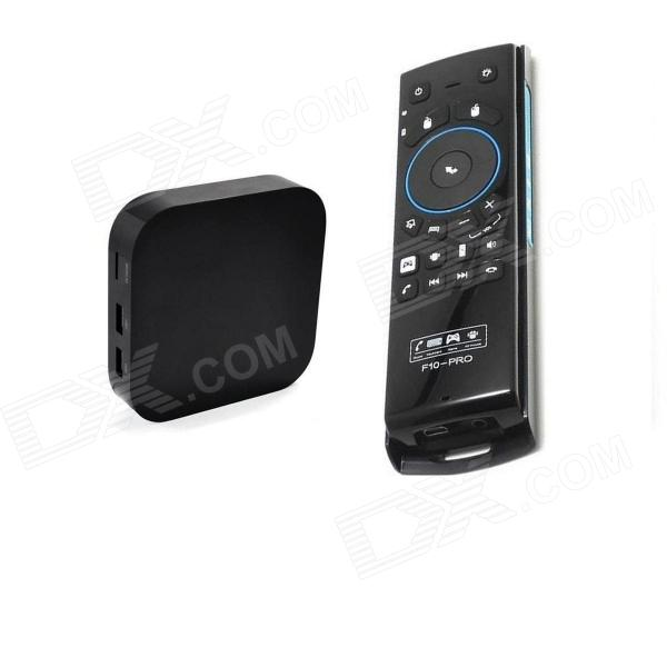 Ourspop U24 Quad-Core Android 4.2.2 Google TV Player w/ XBMC, 2GB RAM, 8GB ROM + F10-Pro Air Mouse