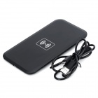 Universal Qi Wireless Charger for Cellphone - Black
