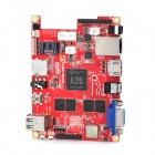 DD23 Cubieboard3 Cubietruck Dual-Core A20 Development Board w/ 2GB DDR3 Memory / HDMI - Red + Black