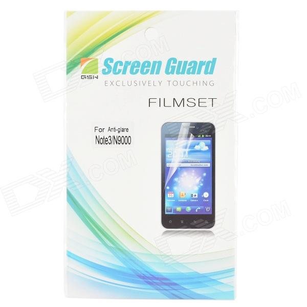 Protective PE Matte Screen Protector Guard Film for Samsung Galaxy Note 3 N9000