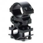 K185 25mm Gun Mount Holder Clip Clamp for M16 / M14 Rifle + More - Black