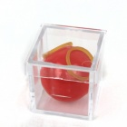 Magic Props Penetrate Box - Transparent + Red