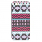 Tribal Ethnic Style Protective PC Back Case for Iphone 5 - Multicolor