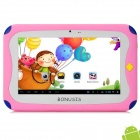 "BONUSIS BM723K2 7"" LCD Android 4.1.1 Tablet PC w/ 512MB RAM / 4GB ROM / HDMI - Pink + White"