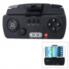 BT-01 Bluetooth Wireless Controller Pad for iOS / Android Cellphone / Tablet PC - Black