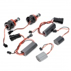 HJ H8 20W 1000lm 6500K E92 White Light Headlamp w/ CREE XP-E for BMW (12~30V / 2 PCS)