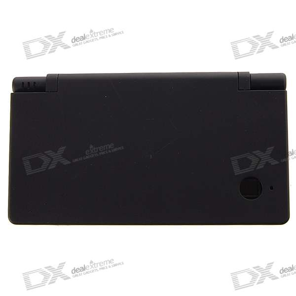 Full Replacement Housing Case with Buttons/Screws/Stylus for NDSi/DSi (Black)
