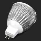 GX5.3 5W 80lm 6000K 5-LED Cold White Light Spotlight