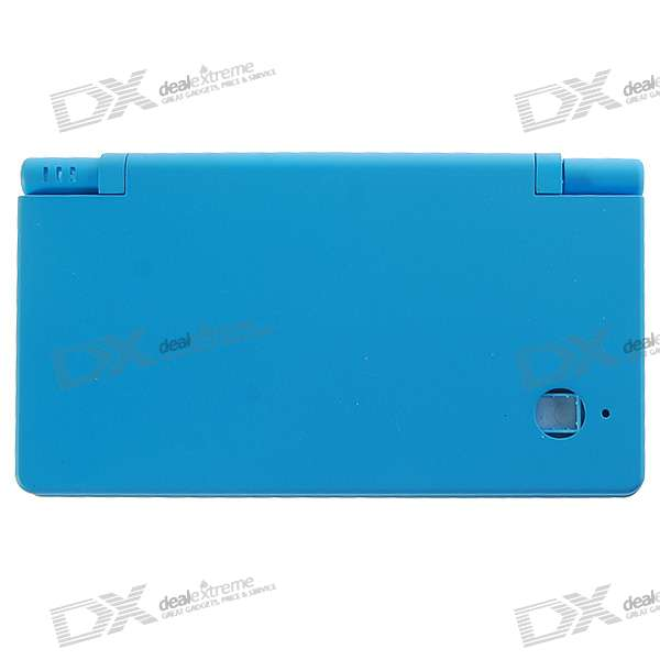 Full Replacement Housing Case with Buttons/Screws/Stylus for NDSi/DSi (Blue)