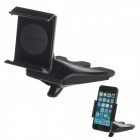 Xenomix S5000 Car Insert-Type CD Slot 360 Degree Rotation Mount Holder for Samsung Galaxy S4 i9500