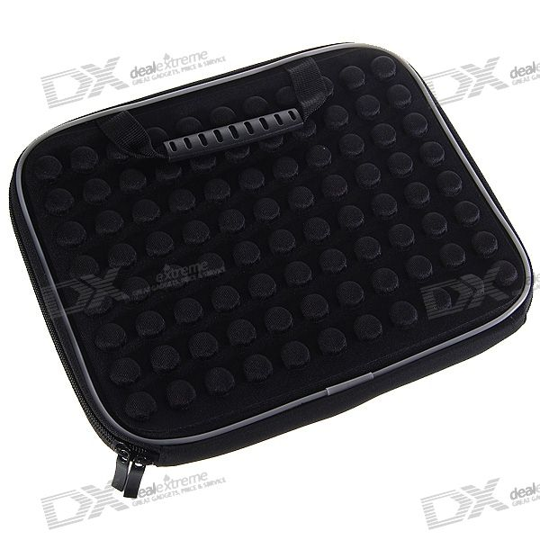 "Quality Sponge Protective Case for 10"" Laptops (Black)"