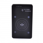 Qi BRR-101 Wireless Charger Pad for Nokia / Samsung / HTC / LG - Black