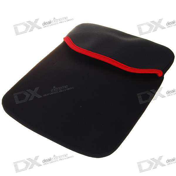 Dual-Faced Memory Foam Protective Bag for 10