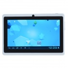 "CHEERLINK A707 7 ""TFT Dual Core Android 4.0 Tablet PC w / 1GB RAM, 4GB ROM, HDMI, TF - White + Black"