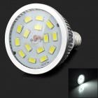 LeXing LX-SD-009 E14 6W 500lm 6000K 15-5630 SMD Cold White Lamp