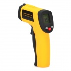 "UF TOOLS GM550 1.2"" LCD Infrared Thermometer - Yellow + Black"