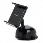 Ppyple DASH-N5 Handy Suction Cup Car Mounted 360' Rotating PC Holder for Cellphone - Black