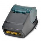 GP-58MB 58mm USB POS Thermal-sensitive Receipt Printer Bill Printing Machine - Black