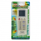 "MINI K-100E 1.8"" Screen Remote Controller for Air-condition - Beige"