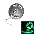 Merdia LEDCOO4H3 48W 1500lm 300-SMD 3528 LED Green Light for Car Decoration Light Strip - (5M / 12V)