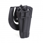 War-B2 1911-type Quick Release Gun Holster - Black