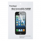 Pandaoo Matte Screen + Back Skin Protector Set for Iphone 5S - Transparent