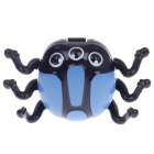 1339 Lovely Spider Style Magnetic Electronic Toy - Blue + Black