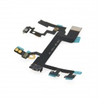 Replacement Switch Button Flex Cable  for Iphone 5S - Black
