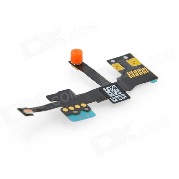 Replacement Sensor Flex Cable for Iphone 5S - Black black new 7 85 inch regulus 2 itwgn785 tablet touch screen panel digitizer glass sensor replacement free shipping