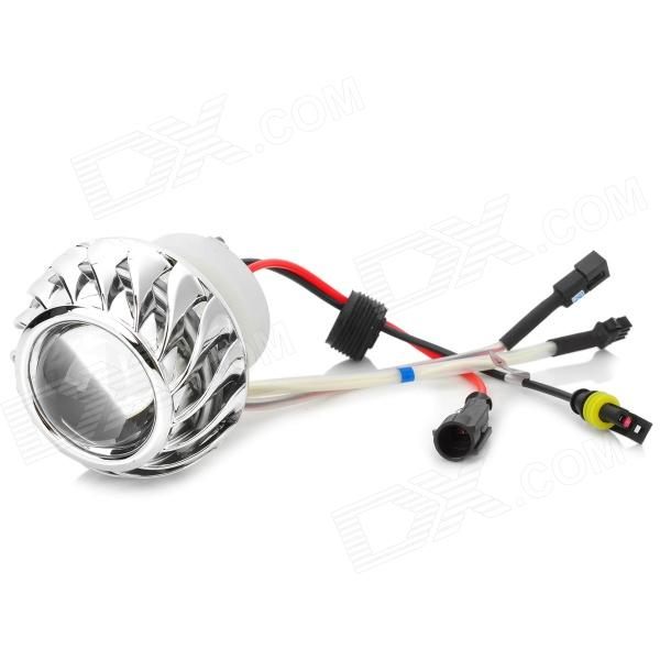 Motorcycle 35W 2800lm 6000K White Light HID Conversion Kit (9~16V) ecar e4035 can bus universal replacement 35w hid ballast dc 9 16v