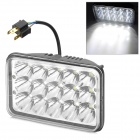 "B-45F5""  45W 3370lm 5500K 15-LED White Light Car Headlight / Floodlight / Reversing Lamp (9~32V)"