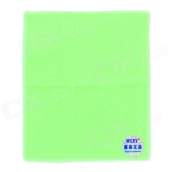 WLXY WL-15183M High Quality Cleaning Cloth for Lens - Green wlxy wl 1301 high peed steel drills set 13 pcs