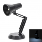 LED-025 0.1W 20lm 6000K Mini LED Lamp - Black