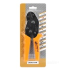 LODESTAR L214191 High-carbon Steel Ratchet Terminal Crimping Pliers - Yellow