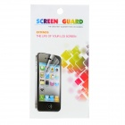 Protective PET Screen Protector Guard Film for HTC One MAX (T6)