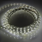 14.4W 240lm 6500K 180-3528 SMD LED White Light Decoration Strip Lamp (US Plug / 220V / 3m)