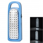 YAGE YG-3535 Rechargeable 50-LED 200lm 2-Mode Cool White Outdoor Lantern Camping Light - Blue