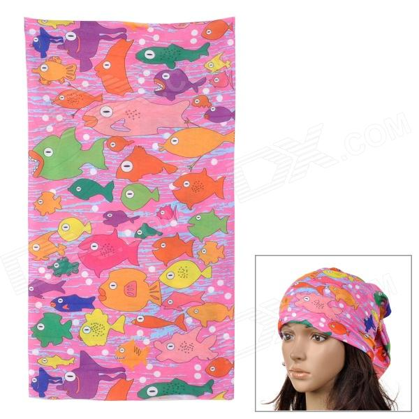 Acacia 6032516 Outdoor Cycling Seamless Polyester Head Scarf for Women - Multicolored maikl sosnin asset management 2