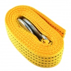 3 Ton Super Strong Fluorescence Tower Rope - Orange (4 Meters)
