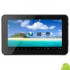 "Soxi X18 7"" Android 4.0.4 Tablet PC w/ 512MB RAM / 4GB ROM / G-Sensor - White + Black"