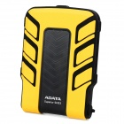 Adata SH93 500G Waterproof Shock Resistant Disk Enclosure - Black + Yellow