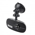 "AFANV AF900 2.7"" TFT LCD 5.0 MP CMOS HD 1080P Wide Angle Car DVR Camcorder w/ 2-IR LED - Black"