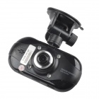 "AFANV AX13 2.7"" TFT 5.0 MP CMOS Wide Angle Car DVR w/ G-sensor / Mic / TF / 4-IR LED - Black"