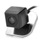 F-151 Wired CMOS Rearview Camera for FORD FOCUS 2012 - Black + Silver