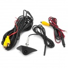 Yingyan EC-FSH2102 Water Resistant Night Vision CCD Front Camera for HYUNDAI Car - Black