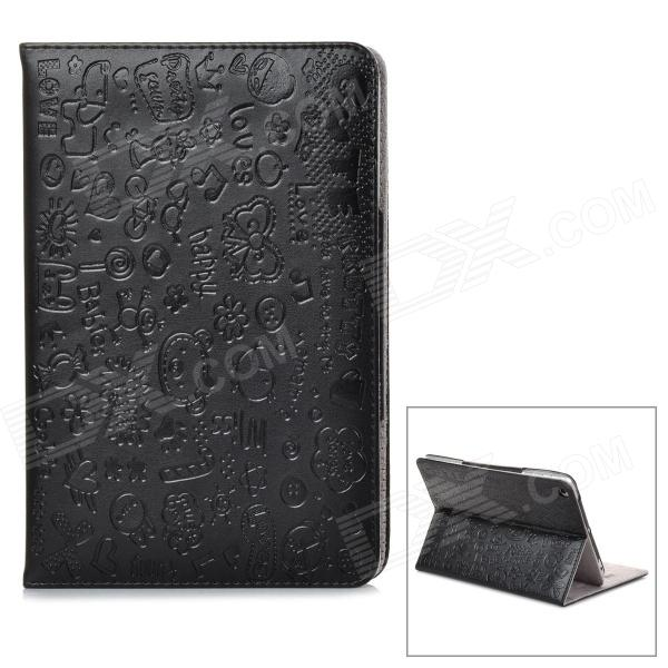 Cute Cartoon Style Protective PU Leather Case for Retina Ipad MINI - Black - DXCases for Ipad<br>Brand N/A Quantity 1 Piece Color Black Material PU leather Compatible Models Ipad MINI with Retina Display Auto Wake-up / Sleep NO Other Features Protects your device from scratches dust and shock Packing List 1 x Protective case<br>