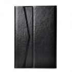 "Protective PU Leather w/ Solid Suction Cup Case for 7"" Tablet PC Ipad MINI - Black"