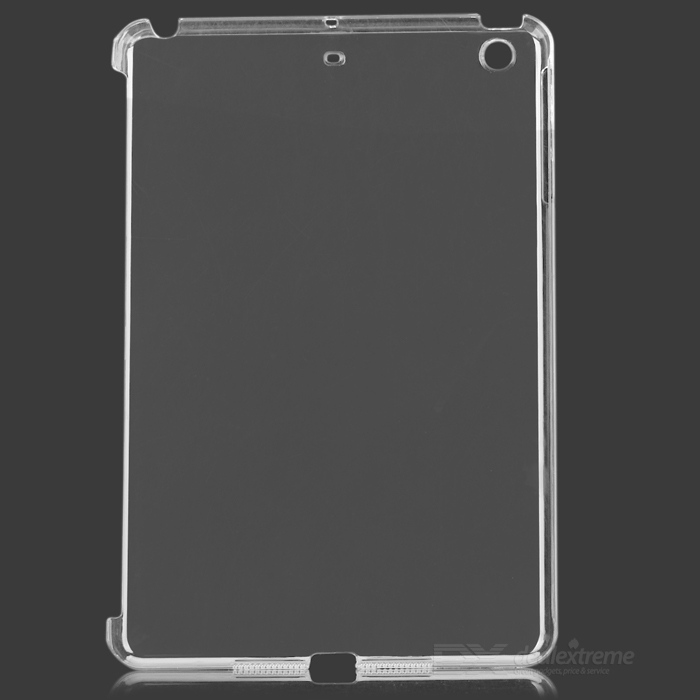 Protective ABS Back Case for Retina Ipad MINI - Transparent
